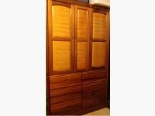 [8成新] 樟木4*7尺實木開門衣櫥衣櫃/衣櫥有輕微破損