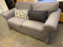 [9成新] IKEA三人布沙發組/三人沙發多件沙發組無破損有使用痕跡