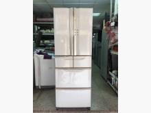 「二手」日立475公升六門冰箱冰箱無破損有使用痕跡