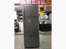 「二手」三洋 430公升三門冰箱冰箱無破損有使用痕跡