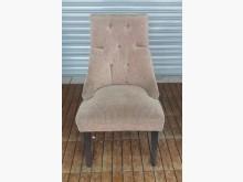[8成新] 歐式布餐椅餐椅有輕微破損