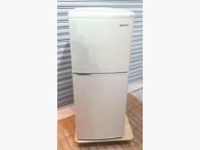 [7成新及以下] 大同137公升雙門冰箱冰箱有明顯破損