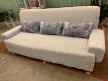 [9成新] 簡單實用三人布沙發組/三人沙發多件沙發組無破損有使用痕跡