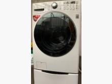 [9成新] LG雙能洗15+2.5公斤洗衣機無破損有使用痕跡