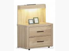 [全新] 2001541-2哈佛功能床頭櫃床頭櫃全新