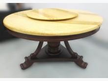 [9成新] 圓形石面餐桌餐桌無破損有使用痕跡