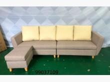 [全新] 99037109 雙色L型沙發L型沙發全新