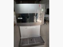 [8成新] 二手飲水機賀眾牌冰溫熱飲水機淨水設備有輕微破損