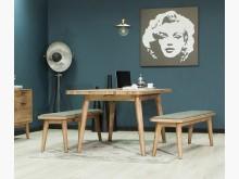 [全新] 5呎相思木工業風餐桌$11880餐桌全新