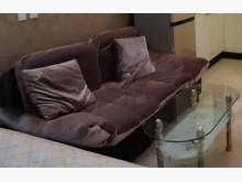 [7成新及以下] 沙發+小桌子雙人沙發有明顯破損