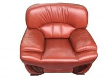 [9成新] *A51902*紅色單人沙發單人沙發無破損有使用痕跡