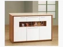 [9成新] 4尺白色櫃賣屋隨便賣碗盤櫥櫃無破損有使用痕跡