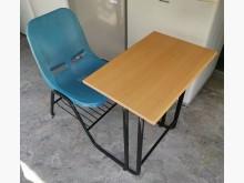 [9成新] 三合二手物流(精美單人課桌椅)其它桌椅無破損有使用痕跡