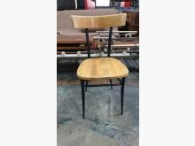 [9成新] 01694-實木椅餐椅無破損有使用痕跡