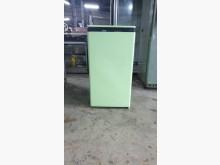 01717-單門冰箱冰箱無破損有使用痕跡