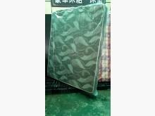 01755-5尺18CM厚床墊雙人床墊無破損有使用痕跡