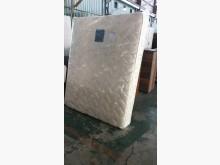 01759-5尺26公分防蟎床墊雙人床墊無破損有使用痕跡