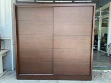 [9成新] 吉田二手傢俱❤簡約7尺衣櫃衣櫥衣櫃/衣櫥無破損有使用痕跡