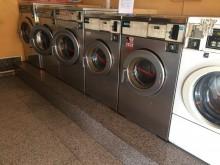 [7成新及以下] 自助投幣式洗衣機 烘乾機 兌幣機洗衣機有明顯破損