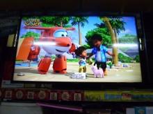 [8成新] 國際50吋LED色彩鮮艷畫質清晰電視有輕微破損