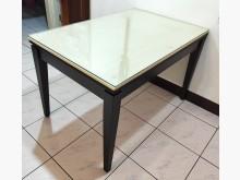 [9成新] 二手 胡桃木石面餐桌 桃園區免運餐桌無破損有使用痕跡