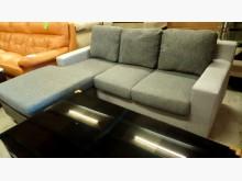[9成新] 大台北二手傢俱-L型布沙發L型沙發無破損有使用痕跡