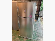 [9成新] 夏普 535公升雙門電冰箱冰箱無破損有使用痕跡