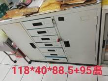 [9成新] 上下大鐵櫃辦公櫥櫃無破損有使用痕跡