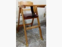 [9成新] 幼兒實木餐椅餐椅無破損有使用痕跡