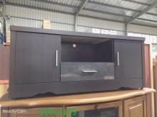[9成新] 二手/中古 鐵刀木色電視櫃電視櫃無破損有使用痕跡