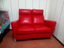[8成新] 2人沙發雙人沙發有輕微破損