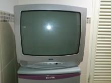 [9成新] 套房用200~畫質清晰~功能正常電視無破損有使用痕跡