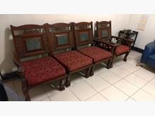 [9成新] 50年古董家具~隨便賣5000元木製沙發無破損有使用痕跡