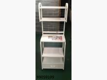 [全新] 99059109 白色一抽電器架其它櫥櫃全新