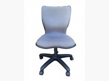 [9成新] *CF61602* 灰色辦公椅*電腦桌/椅無破損有使用痕跡