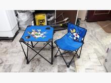 [9成新] 九成新單人野外餐桌椅組.4千免運其它桌椅無破損有使用痕跡
