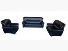 [全新] 黑色杰克123皮沙發多件沙發組全新