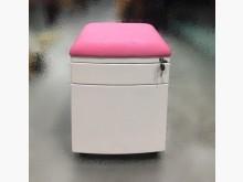 [9成新] C061903*粉色活動櫃辦公櫥櫃無破損有使用痕跡
