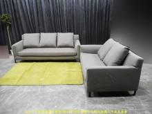 [9成新] 二手精品家具2+3羽絨布沙發多件沙發組無破損有使用痕跡