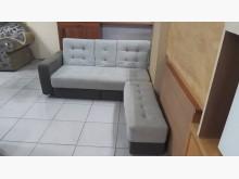 [9成新] 八成新多功能麻紗沙發椅沙發床無破損有使用痕跡