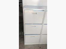 [8成新] (二手)三抽卡片箱辦公櫥櫃有輕微破損