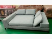 [8成新] A62501*灰色高級沙發床*沙發床有輕微破損