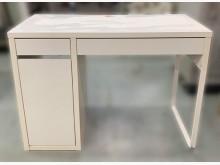 [7成新及以下] E63005*白色書桌*書桌/椅有明顯破損