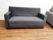 [9成新] 九成新有情門經典雙人沙發(可拆洗雙人沙發無破損有使用痕跡