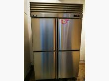 [9成新] 瑞興 4門風冷半凍藏庫 970L冰箱無破損有使用痕跡