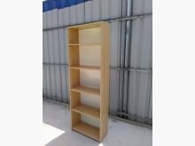[7成新及以下] 連欣二手傢俱-IKEA五格書櫃書櫃/書架有明顯破損