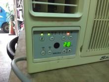 [7成新及以下] 連欣二手家電-資訊傢窗型冷氣機窗型冷氣有明顯破損