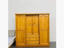 [9成新] 連欣二手傢俱-7尺大衣櫃衣櫃/衣櫥無破損有使用痕跡