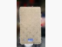 [9成新] B62706*金色單人床墊單人床墊無破損有使用痕跡
