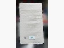 [9成新] B62707白色3.5尺單人床墊單人床墊無破損有使用痕跡
